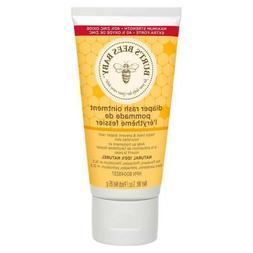 Burt's Bees Baby 100% Natural Diaper Rash Ointment 3 oz Exp