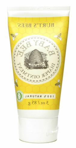 BURT'S BEES BABY BEE DIAPER OINTMENT - 3 OZ TUBE