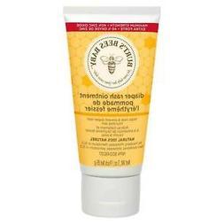Burt's Bees baby diaper rash ointment 3 Oz Natural 100%
