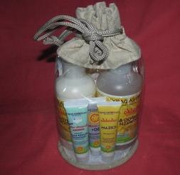 CALIFORNIA BABY CALENDULA SHAMPOO & BODYWASH  LOTION CREAM D