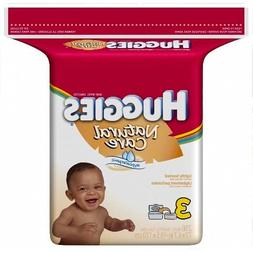 Huggies Natural Care Baby Wipes, Scented, Refill, 216-Count