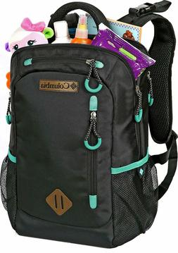 New Columbia Carson Pass; Backpack Diaper Bag - Black Model: