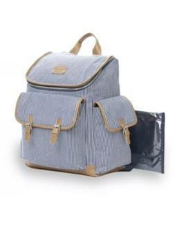 Carters Baby Go Backpack Diaper Bag