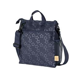 Lassig Womens Casual Buggy Baby Diaper Bag Reflective Star,
