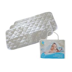 """""""NEW"""" Changing Pad Liners 3 Pack Waterproof, Thicker Cha"""