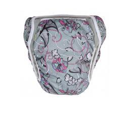 GroVia Cloth Swim Diaper - Ophelia NEW Size 1 fits 10-19 lbs