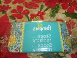 clutch bag blue yellow diaper wipes coupon