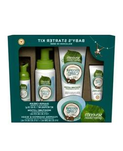 Seventh Generation Coconut Care Baby's Starter Set Lotion