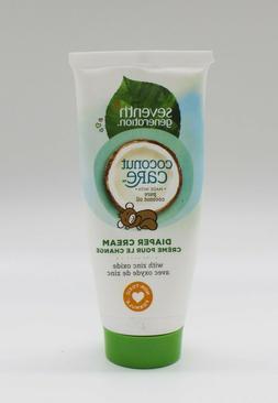 Seventh Generation Coconut Care Diaper Cream with Zinc Oxide
