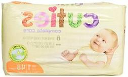 Cuties Complete Care Baby Diaper, SIZE 1, 8 to 14 lbs., CCC0