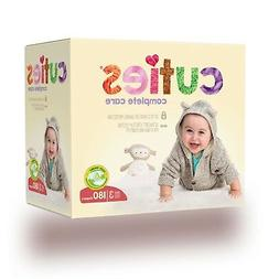 Cuties Complete Care Baby Diaper, SIZE 3, 16 - 28 lbs., CCC1