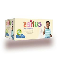 Cuties Complete Care Baby Diaper, SIZE 7, 41+ lbs., CCC17 -