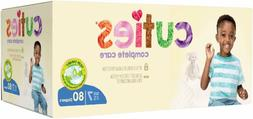 Cuties Complete Care Baby Diapers - Size 7