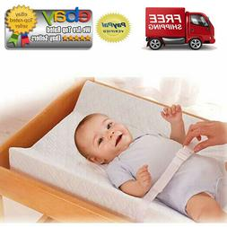 Summer Infant Contoured Secure Baby Diaper Changing Table Pa