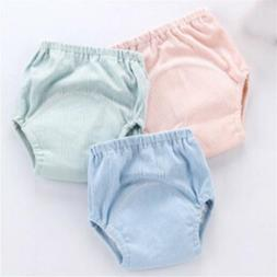 Cotton Baby Diapers Reusable Nappies Baby Diaper Washable Ki