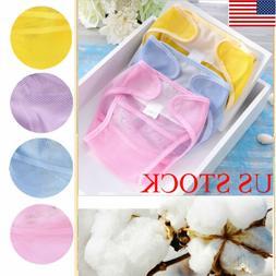 Cotton Bamboo Ultrathin Newborn Baby Diapers S/M/L Cloth Dia