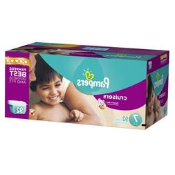 Pampers Cruisers Diapers Size 7 Economy Pack Plus, 184 Count