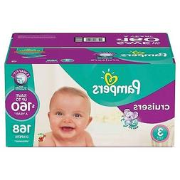 Pampers Cruisers Size 3 Disposable Diaper Super Economy Pack
