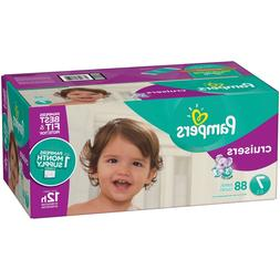 cruisers disposable diapers size 7 88 count
