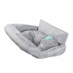 Summer Infant Cushy Cart Cover, Elephant, Heathered Grey