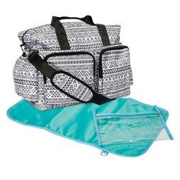 Trend Lab Deluxe Duffle Diaper Bag Choose Your Color Best Se