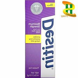 Desitin Maximum Strength Baby Diaper Rash Cream with 40% Zin