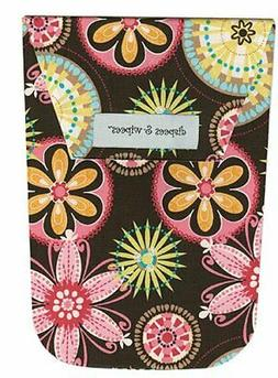 Diapees & Wipees Carnival Bloom Baby Diapering Bag - NEW