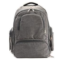 Diaper Backpack Multi-Functional Baby Bag for Women and Men,
