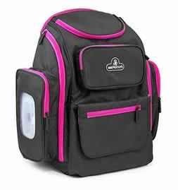 Primo Passi Baby Diaper Bag Backpack With Insulated Pockets,