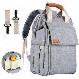 Diaper Bag Backpack,Baby Diaper Bag For Girls And Boys,Multi