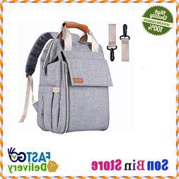 Diaper Bag Backpack Baby Diaper Bag for Girls and Boys Multi