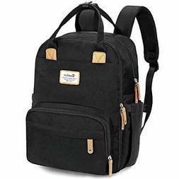 Diaper Bag Backpack, RUVALINO Multifunction Travel Back Pack