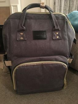 Diaper Bag Backpack Nappy Bag Upsimples Baby Bags for Mom Un