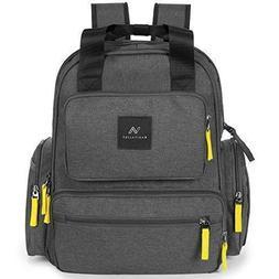 Baby Diaper Bag Backpack for Mom or Dad Durable Waterproof M