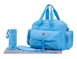 SoHo Collections Diaper Bag Classic Baby - Blue