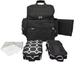 Terra Baby Diaper Bag Larger Capacity Nappy Bag Water-resist