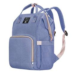 Diaper Bag Multi-Function Travel Backpack Nappy Bags for Bab