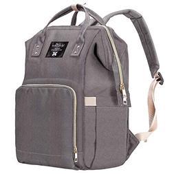 Lifecolor Diaper Bag Multi-functional Nappy Bags Waterproof