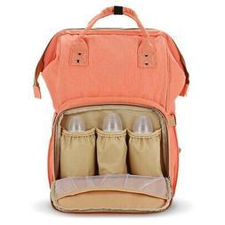 Diaper Bags For Men, Practical Backpack Large Travel Diaper