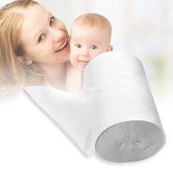 FEITONG New Baby Diaper Liner Inserts 100 Sheets, Flushable