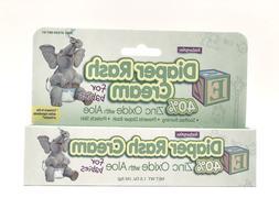 Natureplex Diaper Rash Cream 40% Zinc Oxide With Aloe 1.5oz