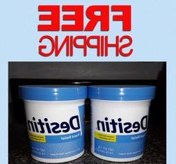 Desitin Diaper Rash Cream Rapid Relief, NEW 16-OZ EACH  EXP