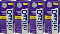 Desitin Diaper Rash Paste Maximum Strength Zinc Oxide 4oz  *