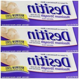 Diaper Rash Treatment Desitin® Maximum Strength 4 oz. Tube