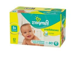 Diaper size 3 Pampers Swaddlers Disposable Diapers, Size 3 -