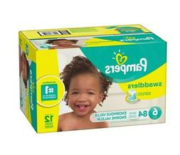 Diaper size 6 Pampers Swaddlers Diapers, Size: 6 - 84 count