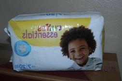 Cuties Diaper, Size 7, Heavy Absorbency,  Disposable, CRD701
