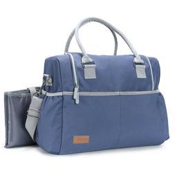 Lifewit Diaper Tote Bag Multi-Function Travel Maternity Napp