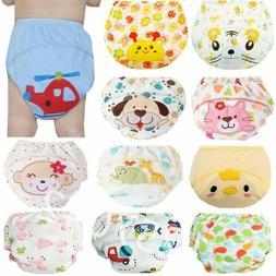 Diaper Washable Infants Children B 1Pcs Cute Baby Diapers Re