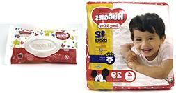 Diaper/Baby Wipe Travel Pack Bundle | Includes Huggies Snug